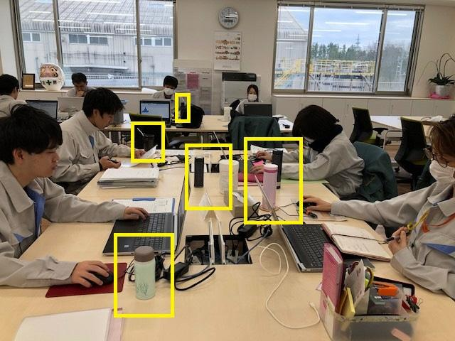 県内企業の取り組み事例(株式会社田中化学研究所) | 福井県ホームページ