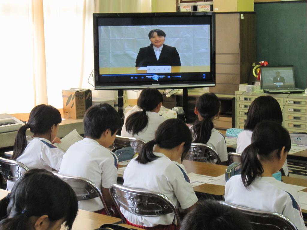 福井市文殊小学校