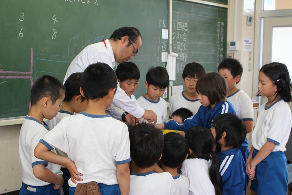 選定図書学校巡回事業実践「驚き...